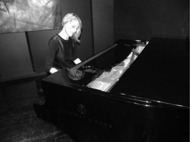 Joy Solo Piano, Mozarteum Salzburg, photo © by E. Akinola